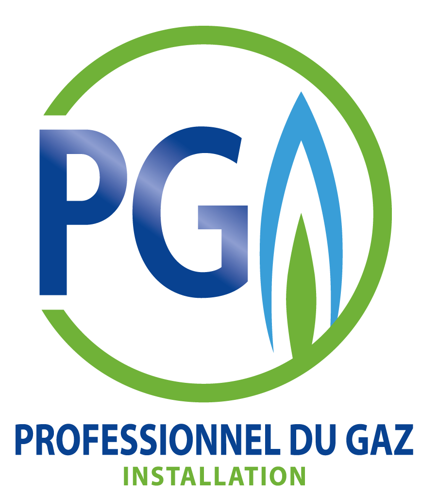 logo professionnel du gaz installation