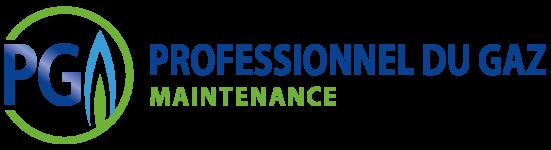 logo professionnel du gaz maintenance